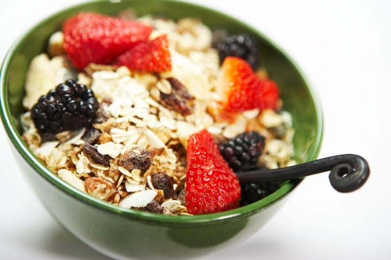 Мюсли – один из самых полезных продуктов