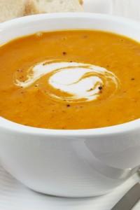Гъста крем супа от тиква