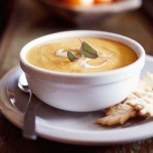 Супа от картофи и праз лук