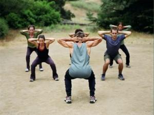 Завръщане към корените. Кръгово трениране или нещо повече за силово кондиционните тренировки на открито.