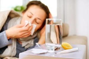 Как да се справим с настинката през зимата