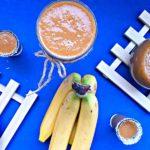 Лятно смути с пъпеш, банан и любимите суперхрани