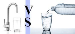 За да се намали приемът на вредни естрогени, чешмяна вода ли е по-добре да пия, или минерална от пластмасова бутилка?