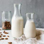3- те най-добри заместителя на прясното краве млякото