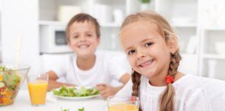 Децата приемат зеленчуци, ако са техен избор