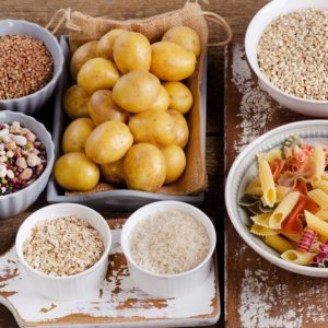 Немска диета с въглехидратни храни и плодове