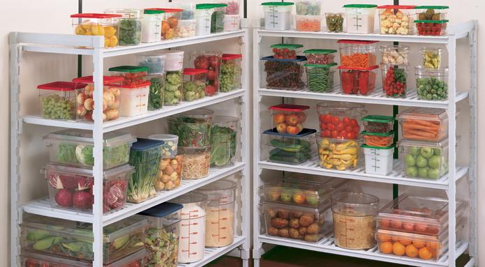 Съвети за съхранение на храната