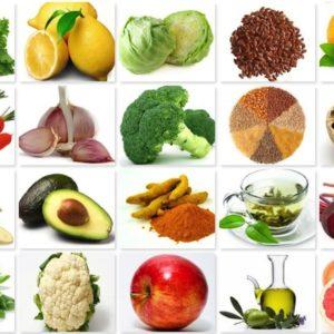 Храни за оптимално прочистване на организма